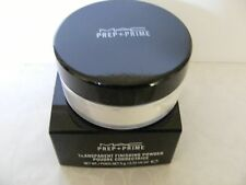 MAC PREP + PRIME TRANSPARENT FINISHING POWDER 100% Auth