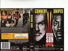 Rising Sun-1993-Sean Connery-Movie-DVD
