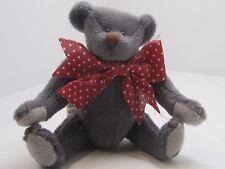 "Ganz Cottage Collectibles Dewbeary 5"" Teddy Bear 1995 by Lorriane Chien"