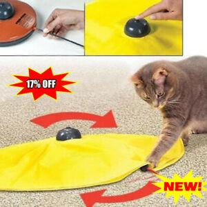 Haustier Katze Meow Spielzeug V4 elektronische interaktive Maus Undercover 2021
