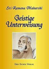 Geistige Unterweisung von Ramana, Maharshi | Buch | Zustand gut