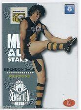 1994 Dynamic AFL Sensation Acetate MVP [ CC1 ] Brendon Gale RICHMOND