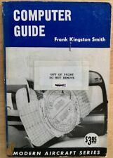 New Listing1962 Computer Guide Modern Aircraft Series Frank Kingston Smith Aviator Oop