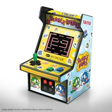 My Arcade BUBBLE BOBBLE Micro Arcade Machine Portable Handheld Video Game