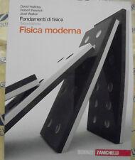 FONDAMENTI DI FISICA FISICA MODERNA - 3a ED.- D.HALLIDAY R.RESNICK - ZANICHELLI