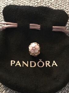 Genuine Pandora Rose Gold Charm NEW