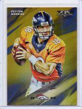2015 Topps Fire Orange Peyton Manning /499 Broncos