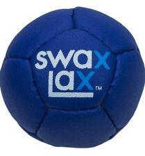 Swax Lax Lacrosse Training Balls (3 pack) Blue