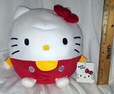 NEW SANRIO HELLO KITTY Marshmallow PLUSH! JAPAN! US SELLER! FREE SHIP!