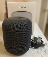 Apple HomePod Smart Speaker - Space Gray (MQHW2LL/A)