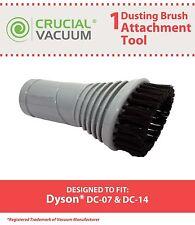 REPL Dyson DC07 DC14 DC17 Dusting Swivel Head Vacuum Brush Part # 900188-16