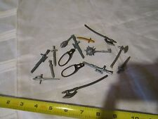 Geobra Playmobil Lot Weapons Parts Pieces Swords holsters Gun Knives Mixed brand