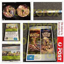 Lampoon's  Vacation+European Vacation DVD Multiple Language/subtitle-Aus Release