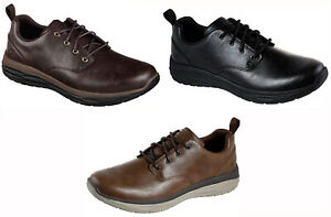 Skechers 65759 Men's Harsen - Relago Oxford Shoe