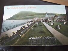 Bray Head & Esplanade,& Bike Rack,  Co. Wicklow. Signal Series Postcard # 71634