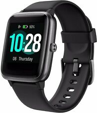 Smart Watch for Android iPhone, Arbily Smartwatch with Heart Rate Monitor Waterp