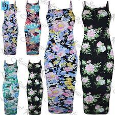 Viscose Stretch, Bodycon Floral Plus Size Dresses for Women