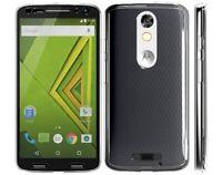Motorola Droid Turbo 2 XT1585 4G- GSM Unlocked(Verizon)Black Cellular Phone RB