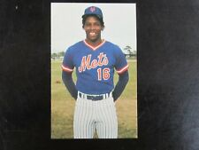 1986 Tcma New York Mets Dwight Gooden Postcard