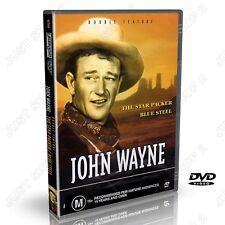 Blue Steel & The Star Packer : John Wayne Double Feature : New DVD