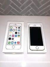 *iPhone 5s - 64 GB - White & Gold