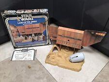 Vintage Kenner Star Wars En Caja 1977 tierra de los Jawas Playset 99p inicio