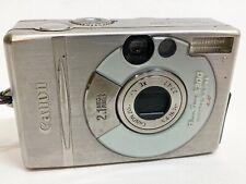 Canon PowerShot S300 2MP Digital ELPH Camera Kit w/3x Optical Zoom (6742A001)