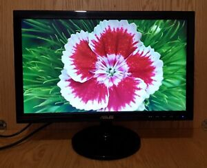 """Asus 18.5"""" inch Widescreen VGA Monitor. ASUS VS197DE. Display diagonal: 47 cm"""