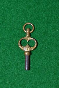Antique Victorian Pocket Watch Key