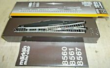 Märklin Z 8562 Mini Club Electromagnetic Points Left Tested Boxed