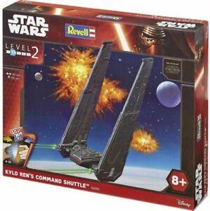 Revell Star Wars EasyKit | EP VII The Force Awakens | Kylo Ren's Command Shuttle
