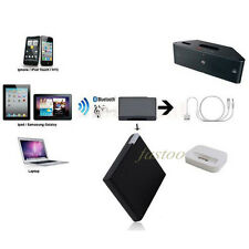 Music Bluetooth Receiver Audio Adapter for iPod iPhone 30 pin Dock Speaker fo