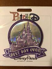 Disney Parks Patch D Castle Patch Best Day Ever