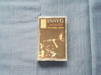 Kenny G Miracles the holiday album cassette 1994 Arista