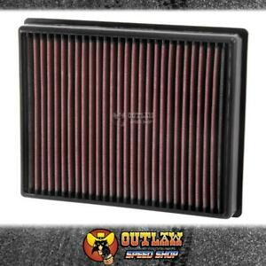 K&N PANEL FILTER FITS FORD MONDEO - KN33-5000