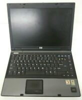 HP Compaq 6515b Laptop AMD Turion 64 X2 1 GB RAM No HDD Does Not Start For Parts