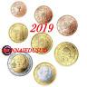 Série 1 Cent à 2 Euro Autriche 2019 - Série UNC