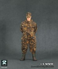 Soldier Country – WWII German SS Camouflage Smock Uniforms Suit #1004