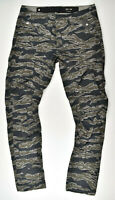 G-STAR RAW, Rovic Qane Camo DC 3D Tapered, W33 L34 Cargohose Tiger Camouflage