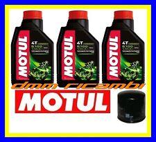Kit Tagliando HONDA TRANSALP 700 08>09 + Filtro Olio MOTUL 5100 10W30 2008 2009