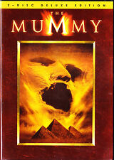 The Mummy (DVD, 2008, 2-Disc Set, Deluxe Edition) NEW