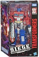 TRANSFORMERS GENERATIONS WAR FOR CYBERTRON SIEGE Voyager Class OPTIMUS PRIME