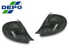 Usa Fast Ship Depo 2000 2001 2002 Dodge Neon All Smoke Rear Tail Lights New Pair (Fits: Neon)