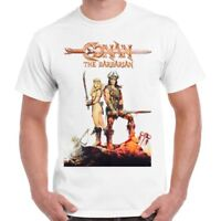Conan The Barbarian 80s Movie Arnold Retro T Shirt 1248