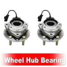 Pair FRONT Wheel Hub Bearing Assembly Fit PONTIAC G6 2005-2010 4WD ABS