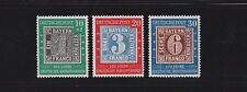 Postfrische Briefmarken aus der BRD (1948-1954) mit BPP-Signatur