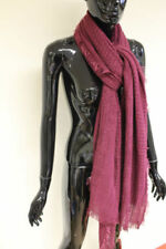 Patternless Oversize Women's Scarves and Shawls
