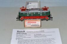 N Scale Arnold 2448 BR 218 031-3 Electric Locomotive DCC Equipped