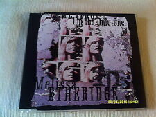 MELISSA ETHERIDGE - I'M THE ONLY ONE - 1993 UK CD SINGLE