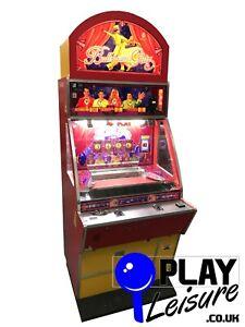 Ballroom Glitz 2p Pusher Ticket Payout Arcade Machine - Ready to Play - Game